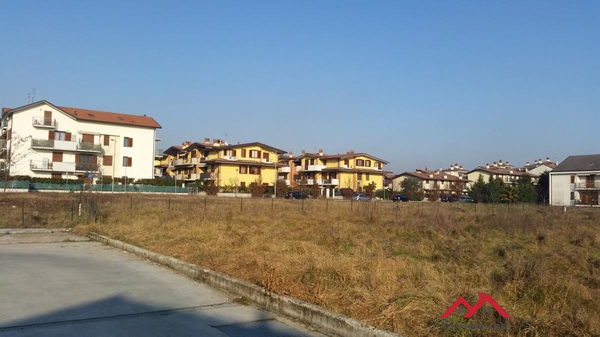 Terreno Edificabile Residenziale in Vendita a Pozzo d'Adda
