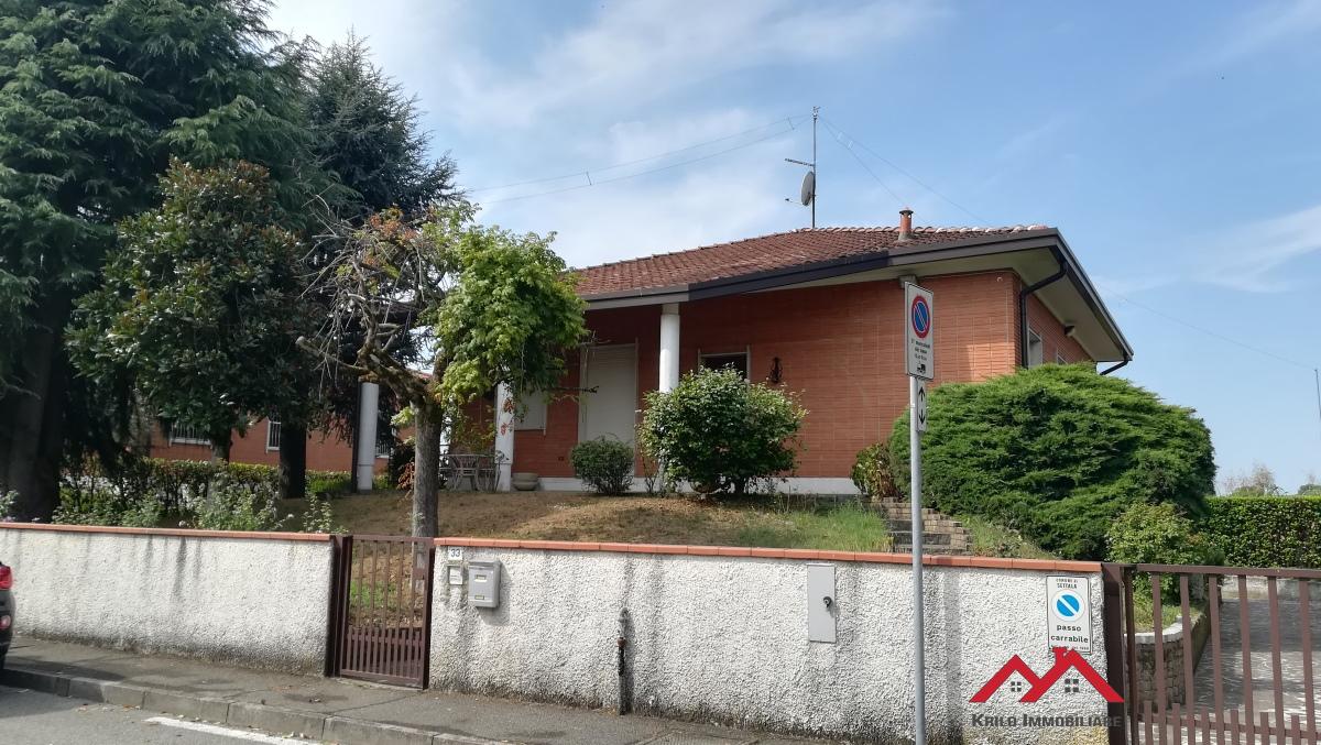 Villa in vendita a Settala, 5 locali, prezzo € 390.000 | PortaleAgenzieImmobiliari.it